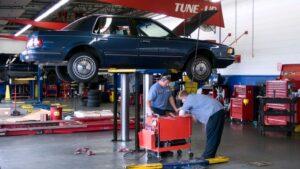 auto tune-up hurst tx