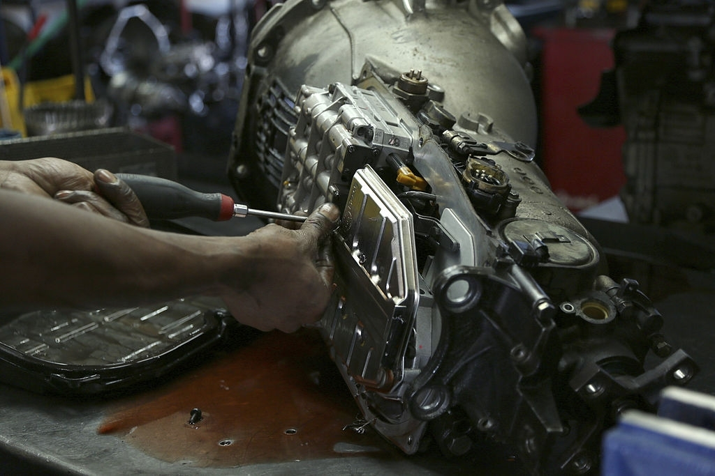 hurst transmission repair