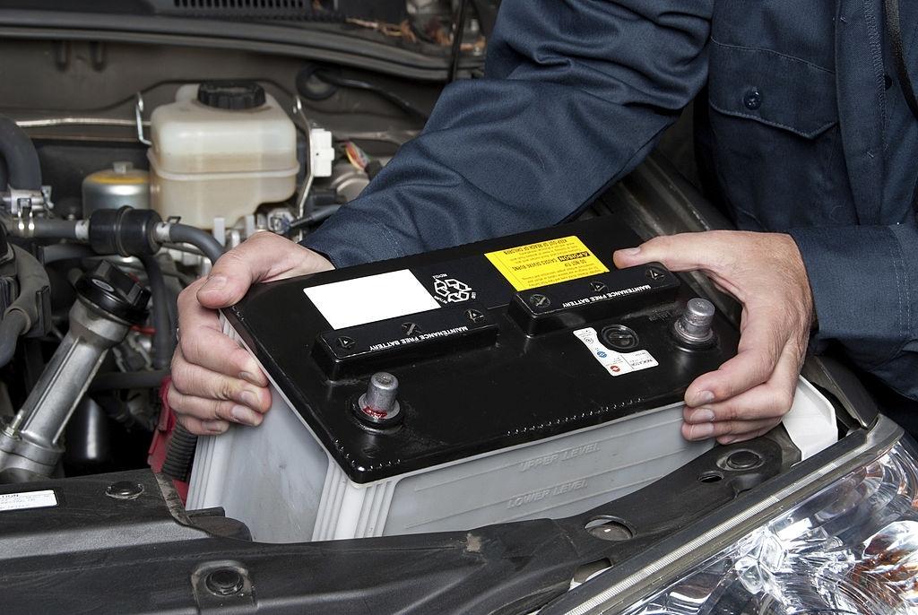 battery repair hurst tx